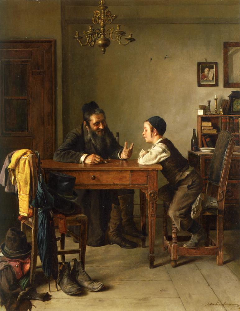 Обучение коммерции, Кауфман Исидор(1853–1921);