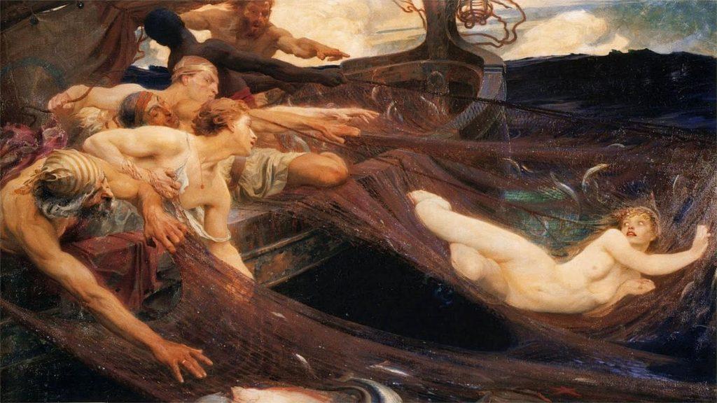 herbert_james_draper_the_sea_maiden