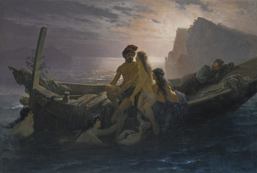 wilhelm_kray_-_the_sirens_1874