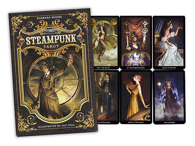 steampunk-tarot-deck-book-set-by-barbara